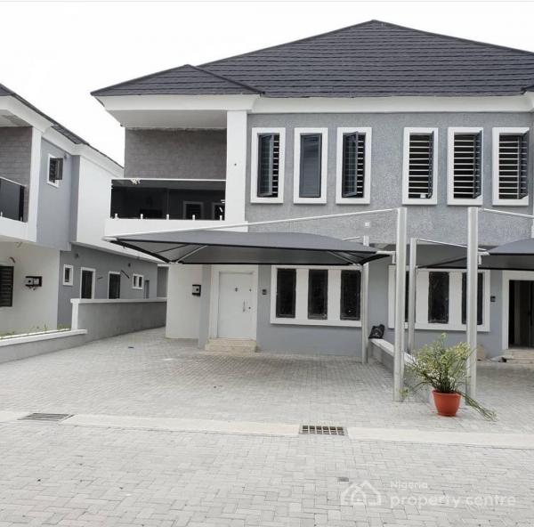 3 Bedroom Terraced Duplex for Sale at Lekki.