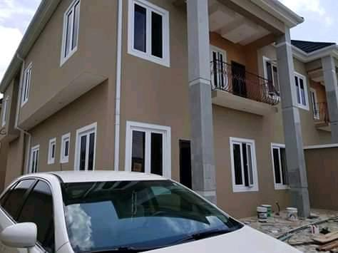 Newly Built 2 units of 4Bedroom Duplex at Lekki.
