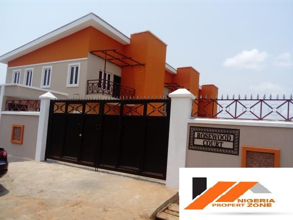 3 bedroom townhouse for sale in isolo.