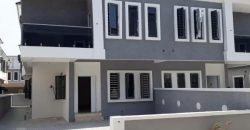3bedroom duplex for sale in lekki phase1