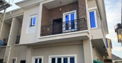 4 bedroom semi-detached duplex for sale.