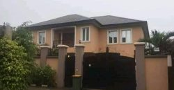 4 Bedroom fully detached for sale in Magodo,Lagos.