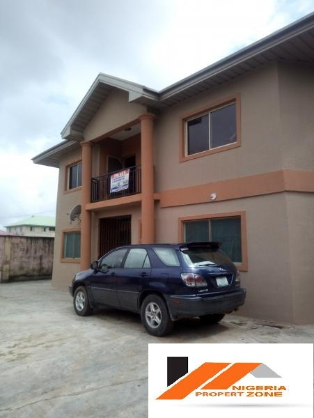 3bedroom flat for rent in okota, isolo lagos