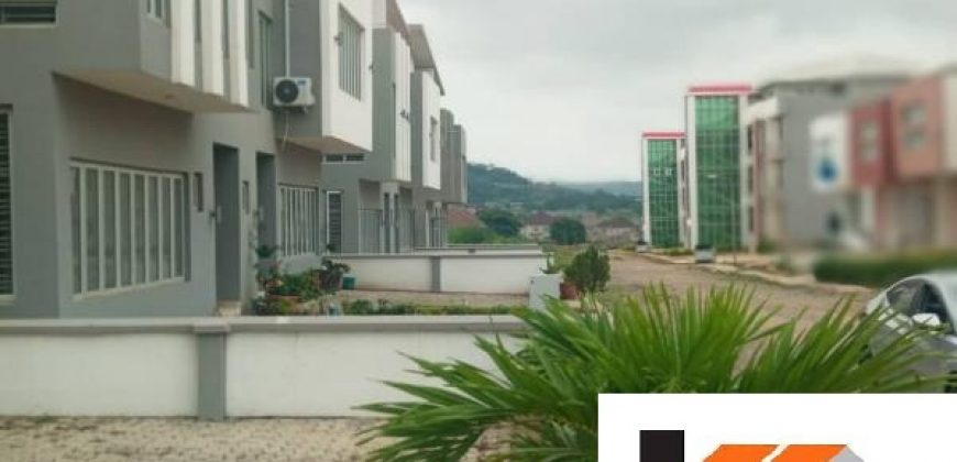 Semi Detached 4bedroom duplex for sale in Abuja.