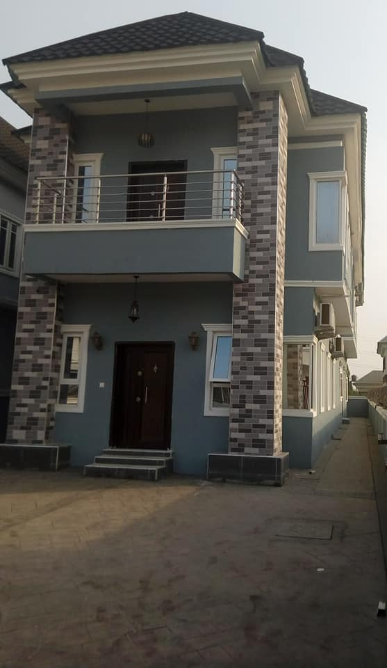 Newly Built 5 bedrom detached house for sale in Lekki