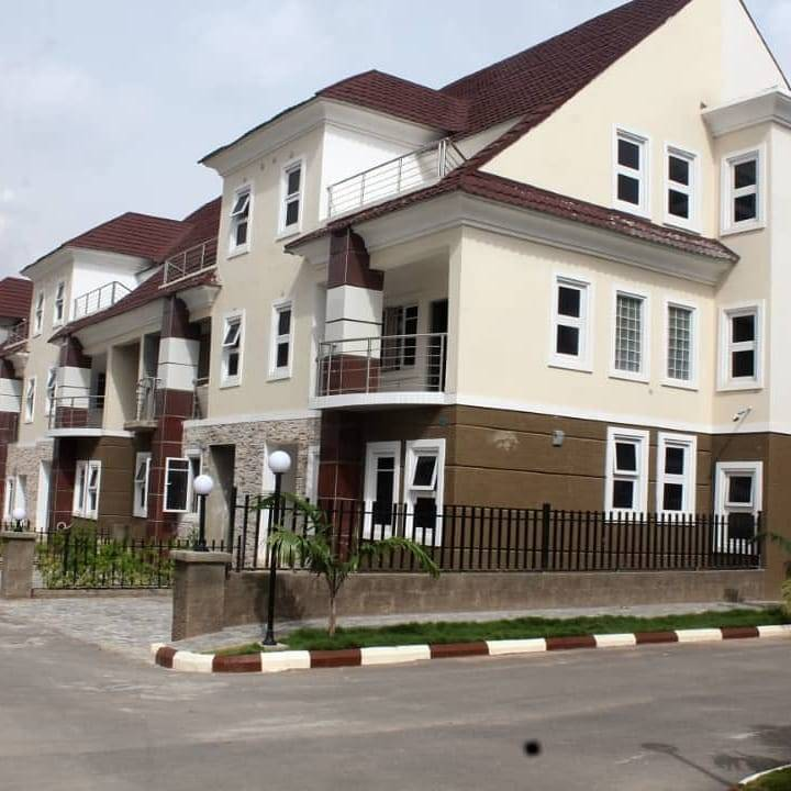 luxury terrace Duplex for sale in Abuja