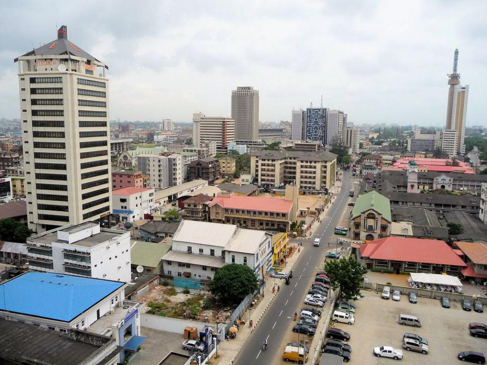 SHOPPING COMPLEX FOR SALE at ISOLO,LAGOS.
