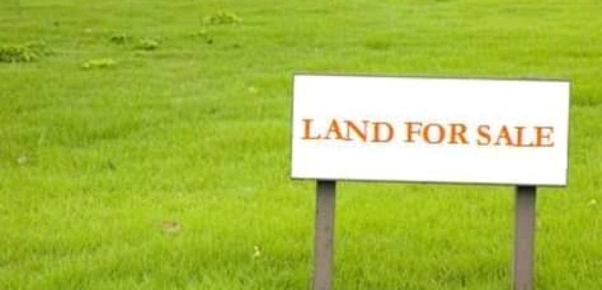 LAND FOR SALE IN MEGAMOUND ESTATE LEKKI