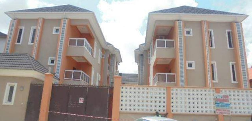 NEWLY COMPLETED 6NOS OF FLATS FOR SALE IN VICTORIA ISLAND,LAGOS.