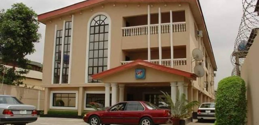 HOTEL FOR SALE AT AJAO ESTATE