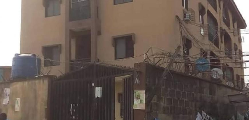 8 NOS. of 3bedroom flats for sale in YABA.