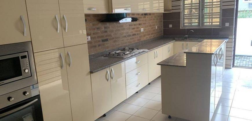 4bedroom semi detached duplex for sale in lekki.