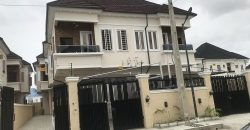 DUPLEX FOR RENT IN CHEVRONLEKKI LAGOS.