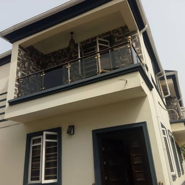 FOUR BEDROOM DUPLEX FOR SALE IN NEW GRA ENUGU