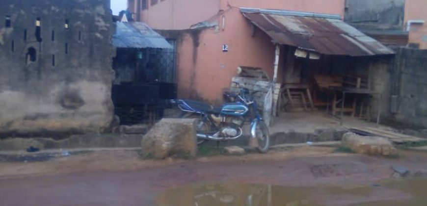 A STOREY BUILDING FOR SALE IN OSHODI.