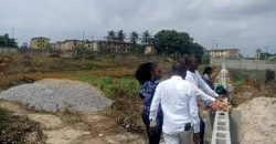 LANDS FOR SALE IN  IPAJA  (BOYSTOWN) LAGOS.