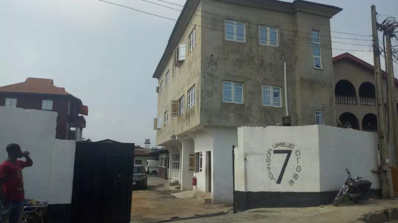 blocks of flats for sale in Ajao Estate,Lagos