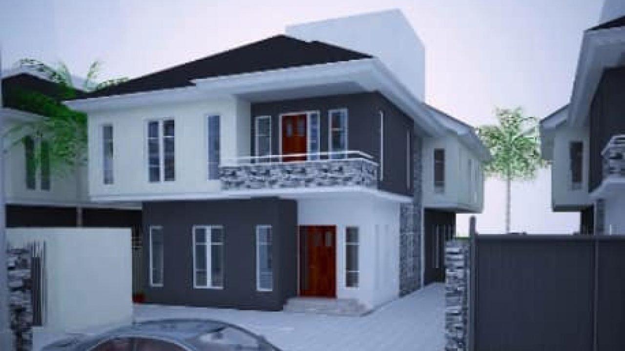 HOUSE FOR SALE @ IKEJA