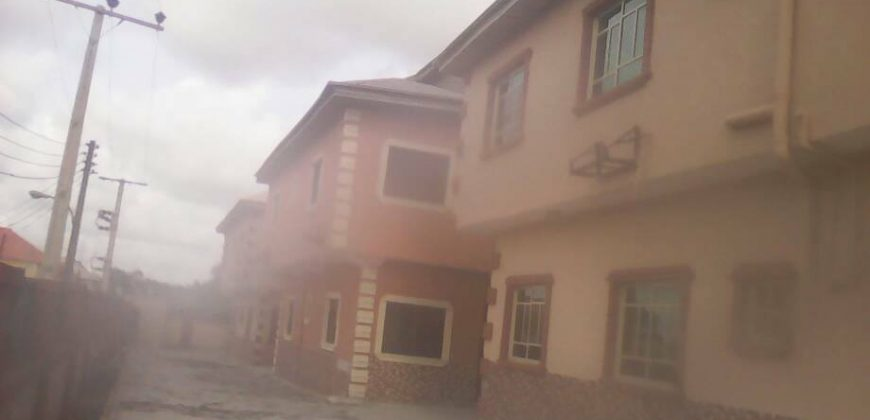 6 Block of 4units of 3bedroom Flats for Sale In AJAH LAGOS/BUY THE ENTIRE ESTATE