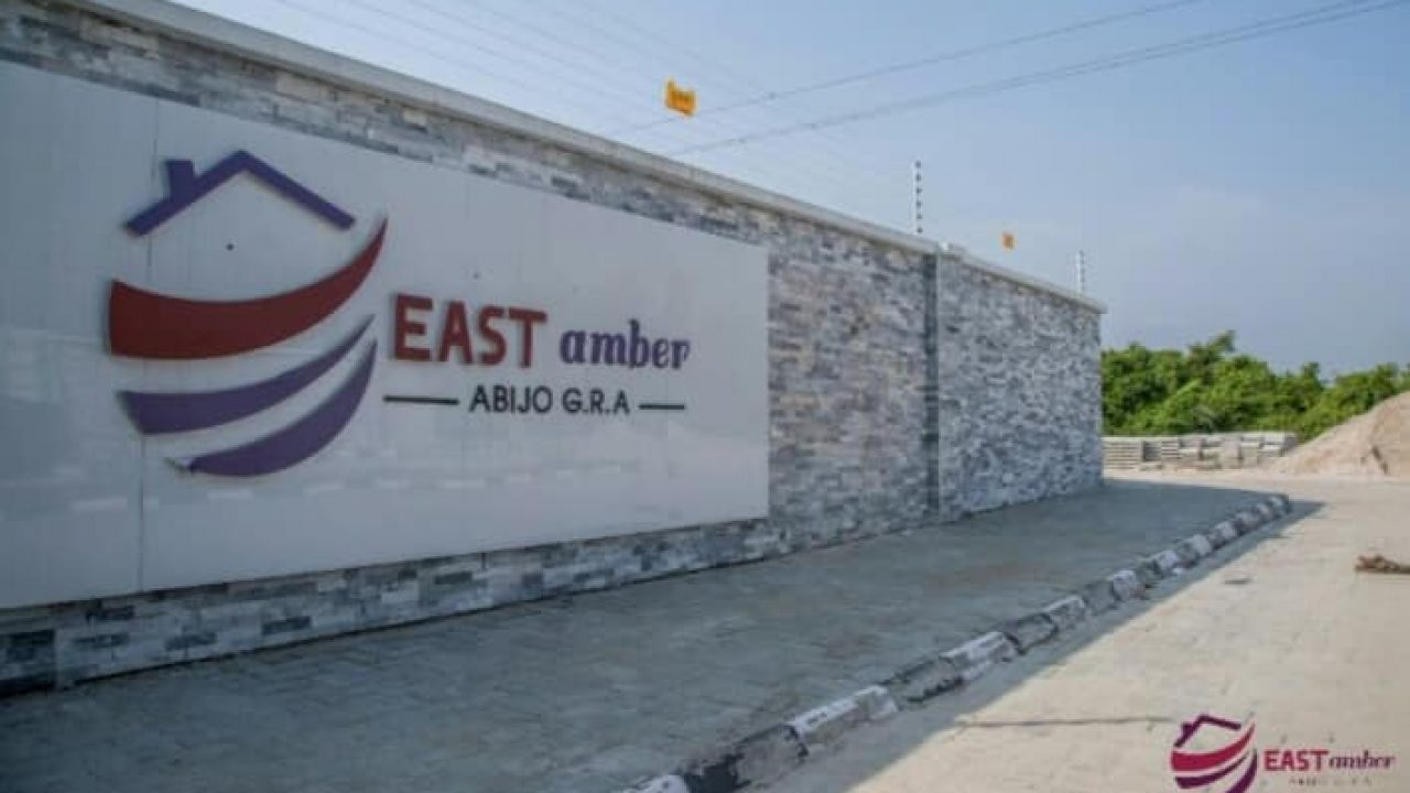 LAND FOR SALE IN EAST AMBER ESTATE,ABIJO GRA,LEKKI-AJAH.