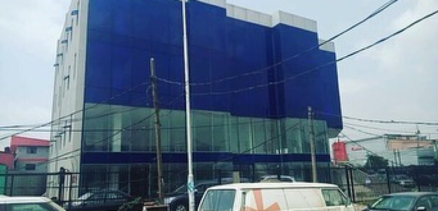 OFFICE COMPLEX FOR SALE AT ADEOLA ODEKU VICTORIA ISLAND LAGOS.