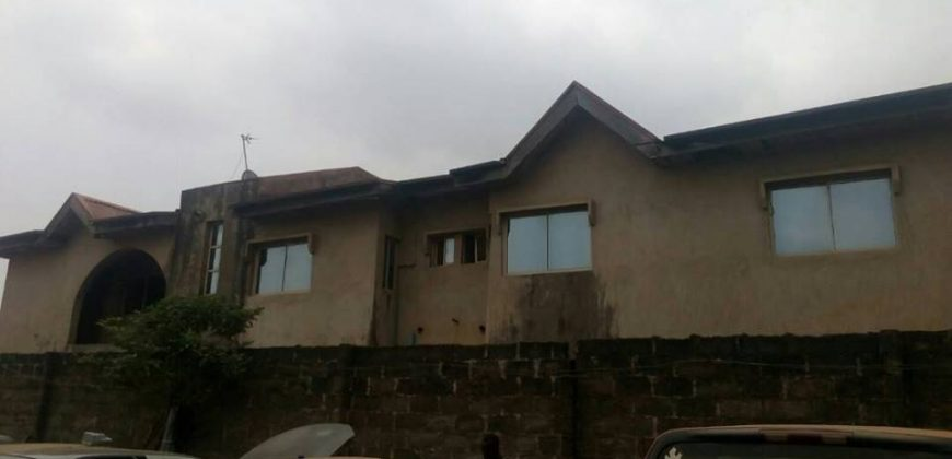 IYANA IPAJA- CHEAP 3bedroom HOUSE FOR SALE AT IYANA IPAJA LAGOS