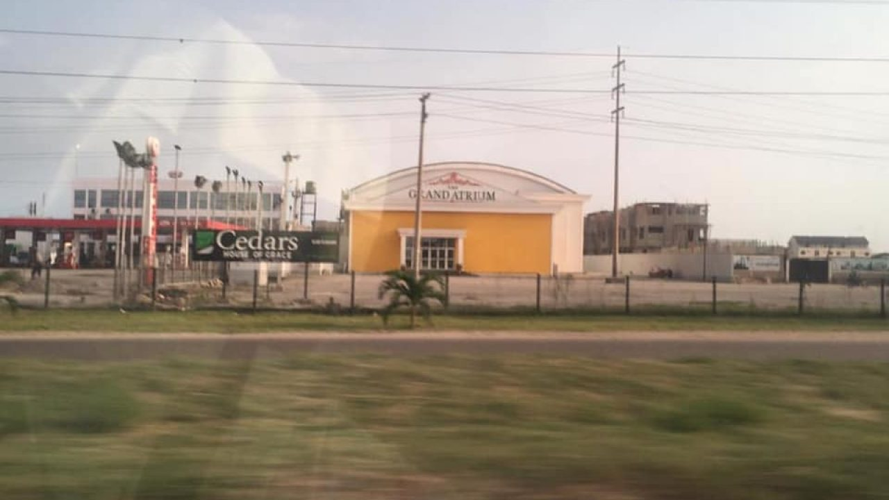 EVENT CENTRE FOR SALE AT LEKKI,LAGOS.