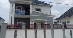 FOUR BEDROOM HOUSE (DUPLEX) FOR SALE IN OGBA LAGOS.