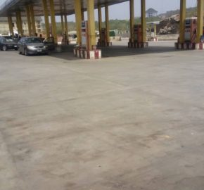 FILLING STATION FOR SALE IN GUZAPE ABUJA.