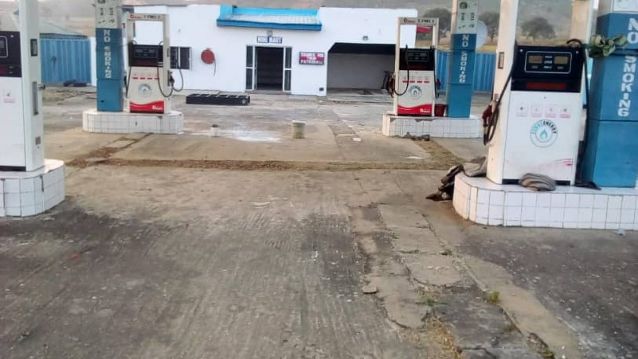 FILLING STATION FOR SALE IN  ABUJA,GWAGWALADA ABUJA.