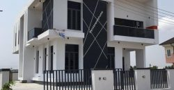 NEW HOUSE FOR SALE AT ORCHID HOTEL CHEVRON ROUND ABOUT,LEKKI