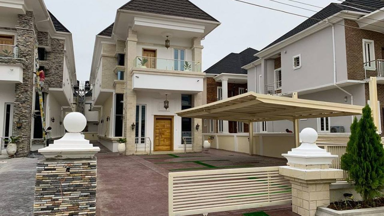 Lekki 5bedroom Detached HOUSE for sale in LEKKI