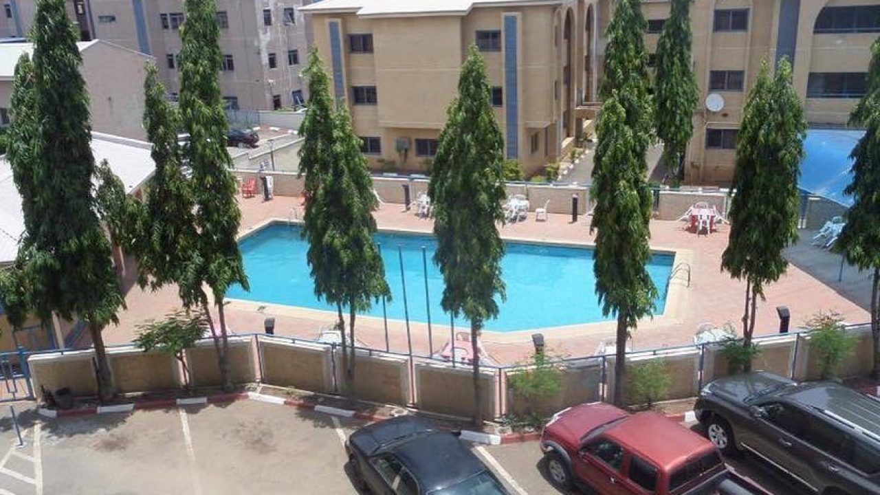 HOTEL FOR SALE AT CHEVRON LEKKI,LAGOS
