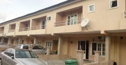 4BEDROOM TOWNHOUSE FOR SALE@LEKKI GARDENS ESTATE,AJAH.