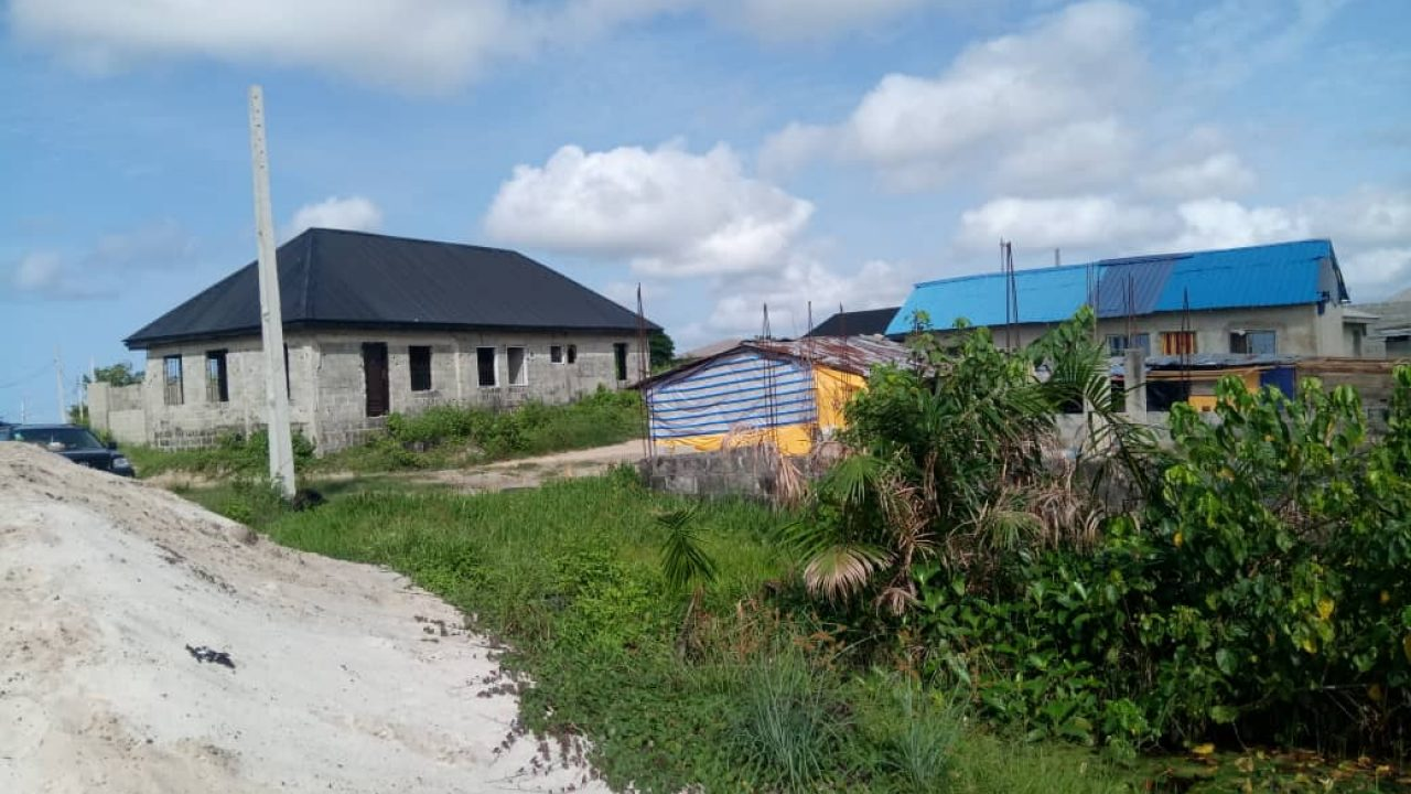 RESIDENTIAL LAND FOR SALE AT ISHERI NORTH,LAGOS
