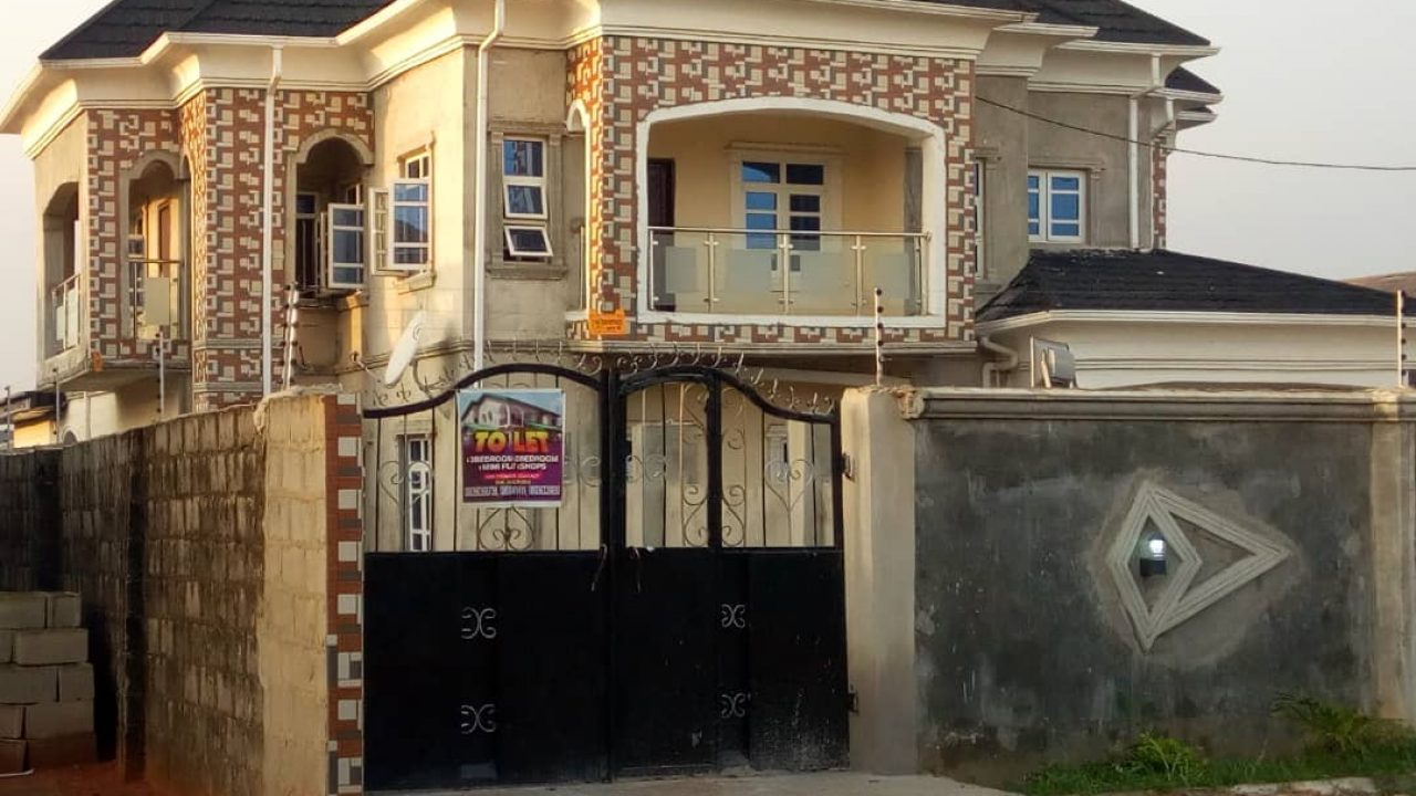 propertyy for sale at iyana ipaja lagos state