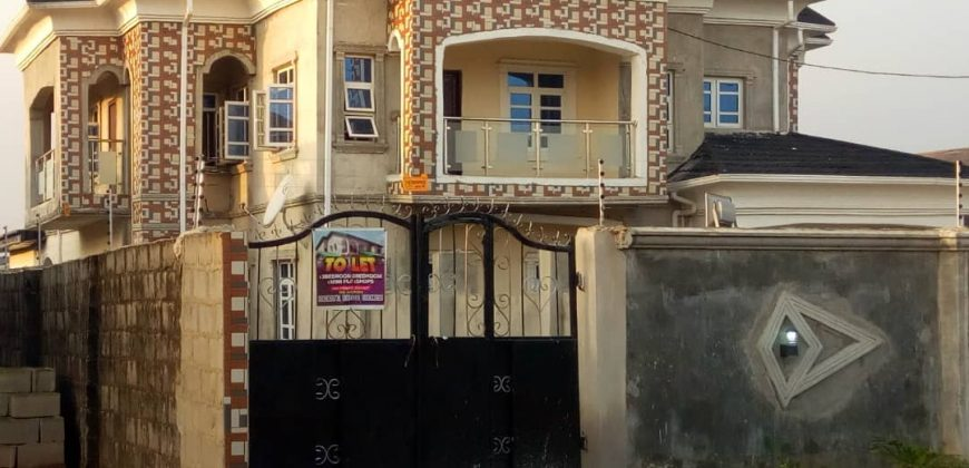 CHEAP HOUSE FOR SALE AT IPAJA LAGOS