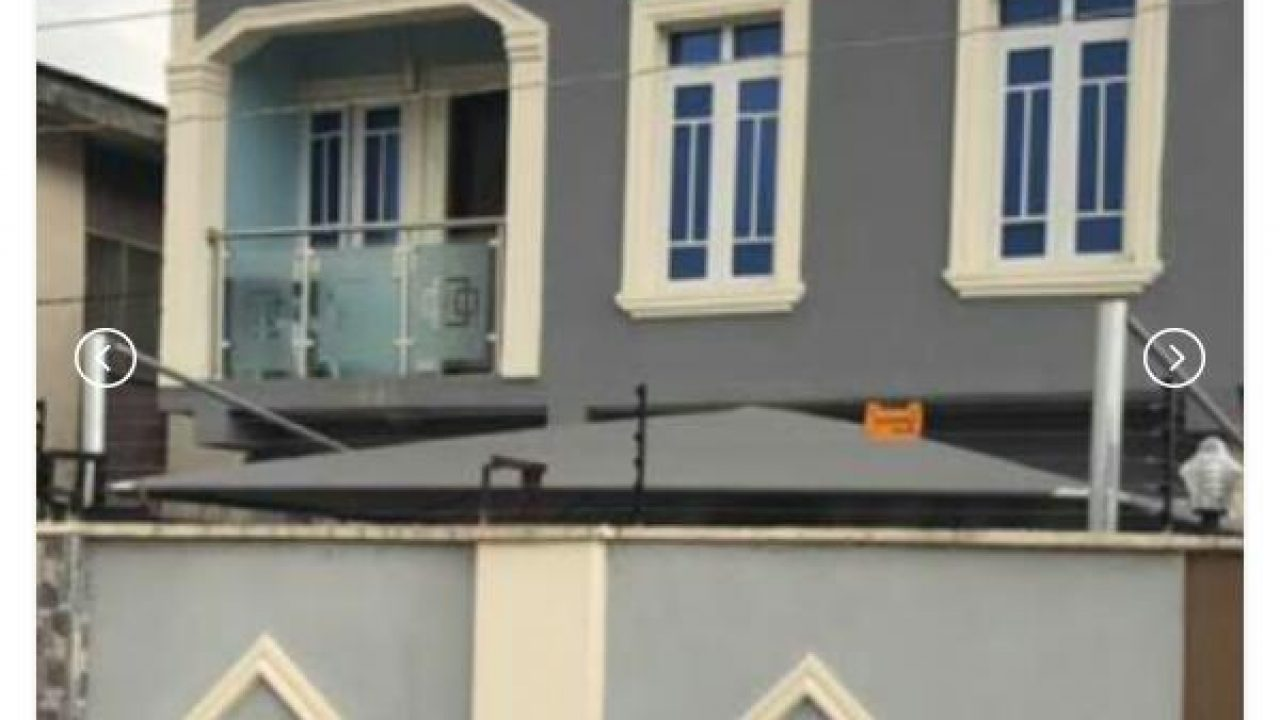 CHEAP DUPLEX FOR SALE IN OJODU BERGER LAGOS.