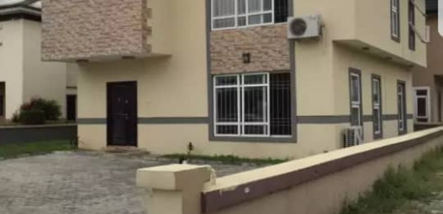 DUPLEX FOR SALE IN LEKKI