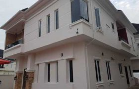 4 bedroom duplex for sale in lekki LAGOS