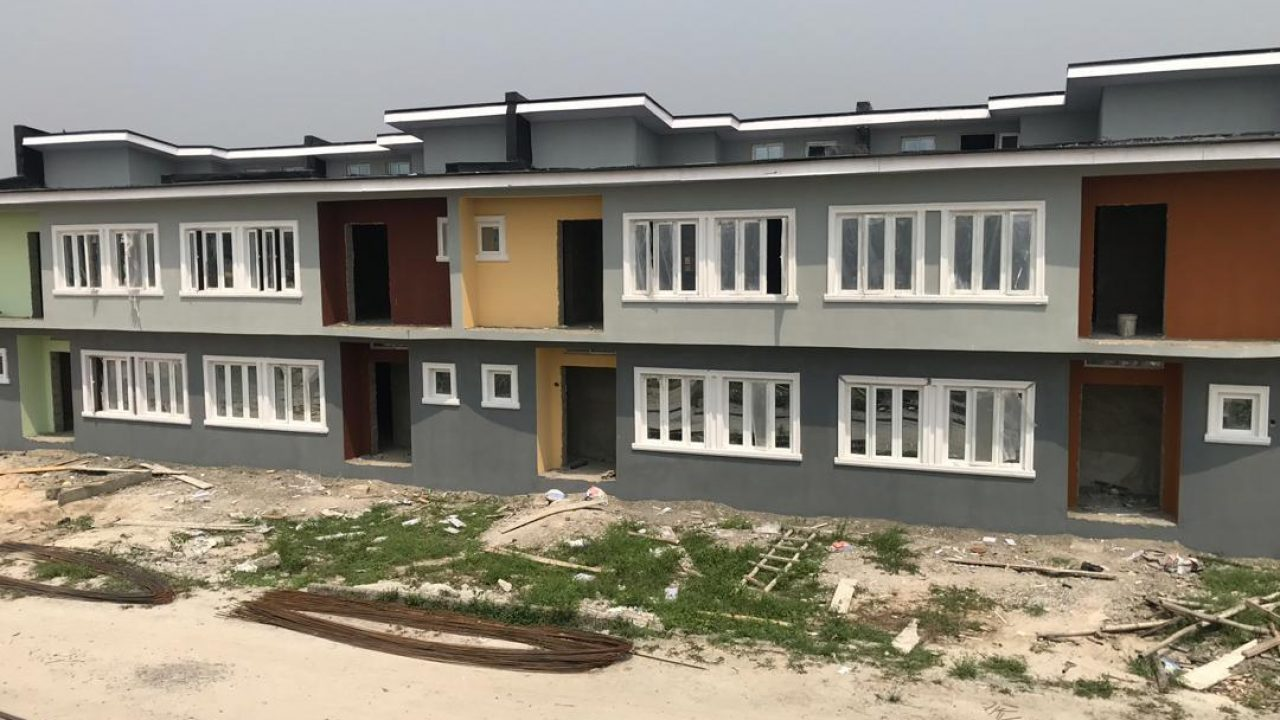 LAND FOR SALE AT WEALTHLAND GREEN ESTATE,LEKKI PENINSULA,LAGOS
