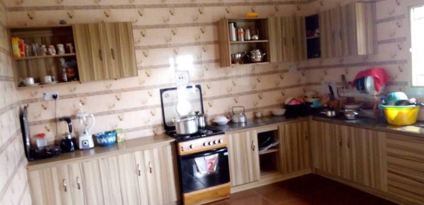 4bedroom bungalow for sale at kemta housing estate,Abeokuta.