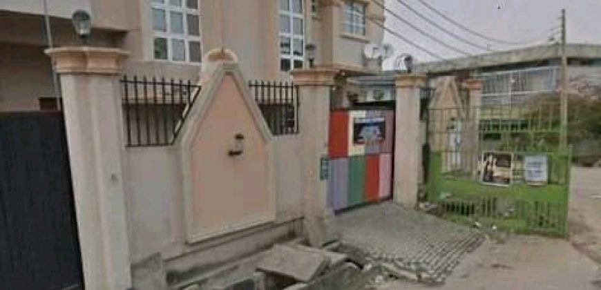 Duplex for sale at. Surulere, Lagos