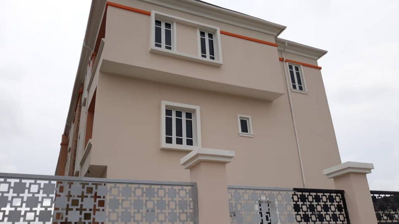 for sale: 4bedroom terrace at ikate Elegushi