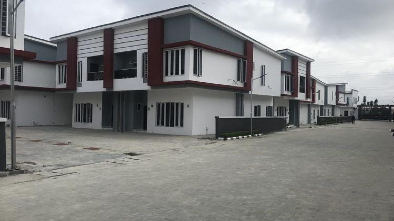 4bedroom duplex for sale at ikota lekki lagos