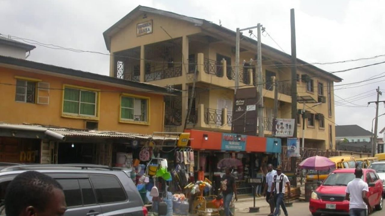 HOTEL & HOUSE FOR SALE AT IKEJA LAGOS
