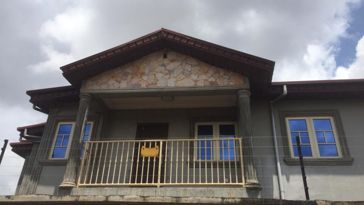 5BEDROOM DUPLEX FOR SALE AT LSPDC ESTATE IN OGUDU LAGOS