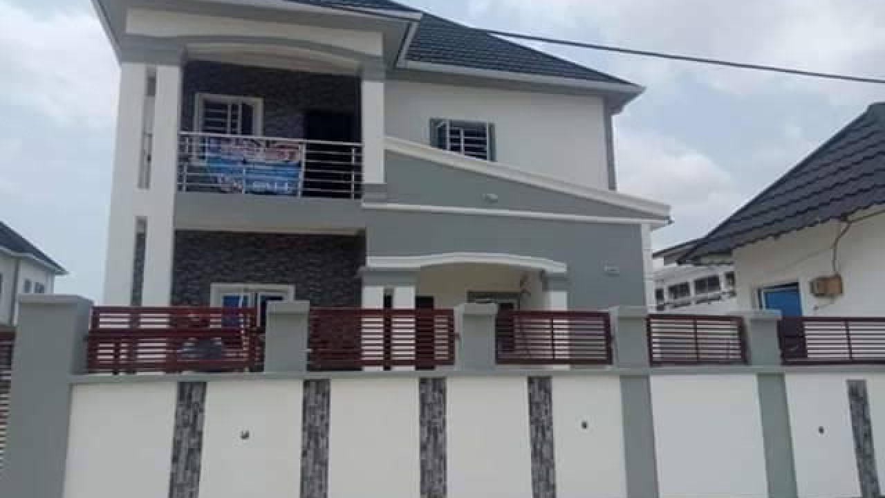 HOUSE & flats FOR SALE AT AN ESTATE IN OGBA IKEJA