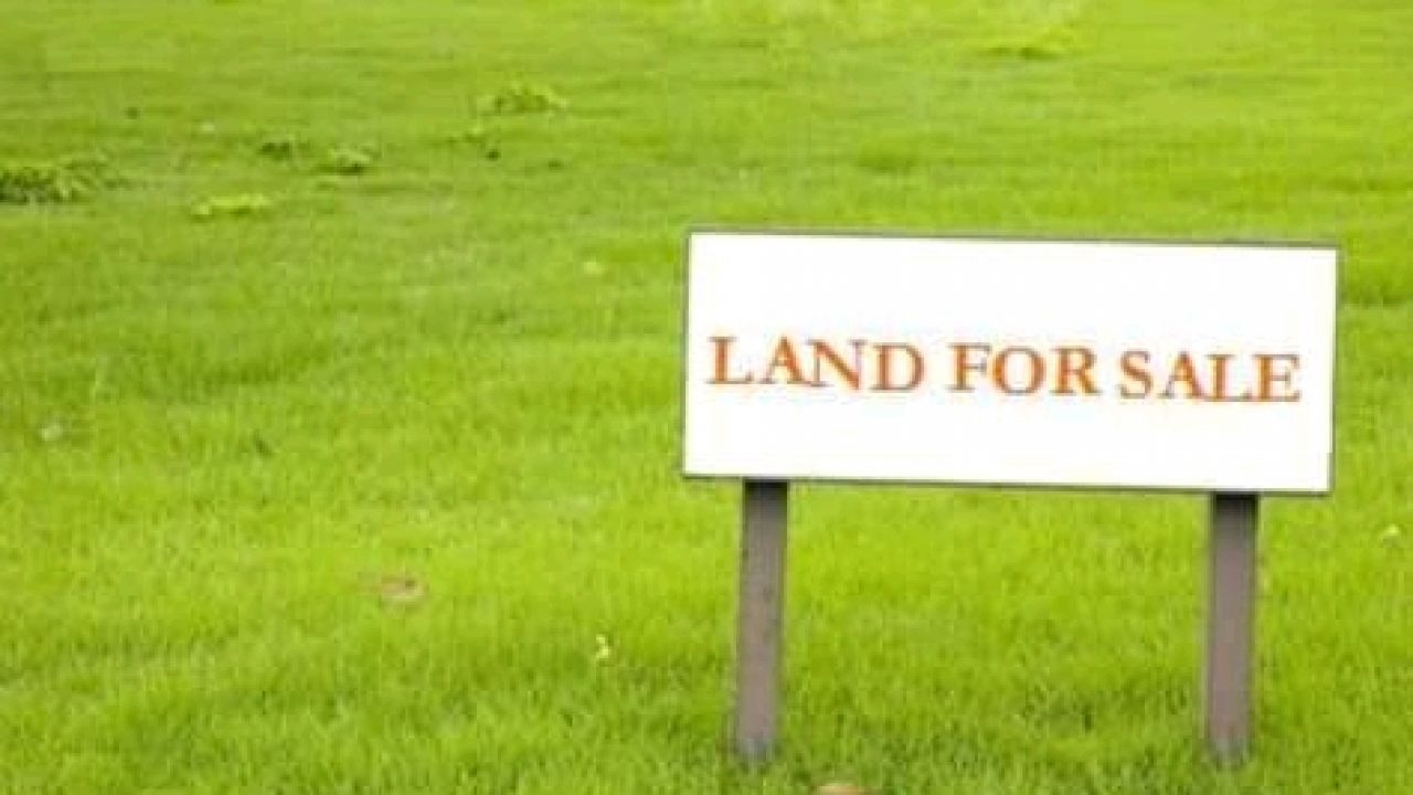 LAND FOR SALE in Sangotedo Ajah Lagos