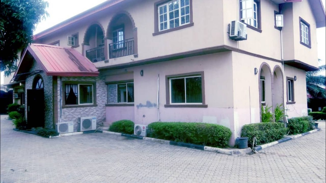 HOTEL FOR SALE IN ALAGBADO LAGOS STATE